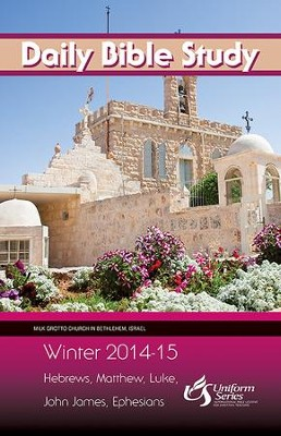 Daily Bible Study Winter 2014-2015 - eBook  -     By: Gary Thompson, Kathryn A. Shockley, Sue Mink