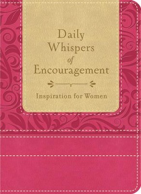 Daily Whispers of Encouragement: Inspiration for Women - eBook  -