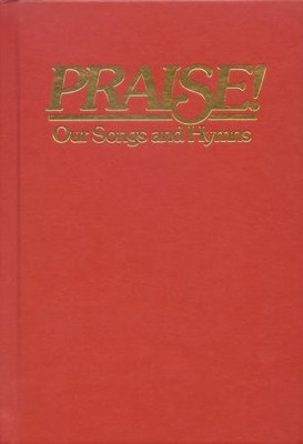 Praise! Our Songs and Hymns (KJV Red)   -