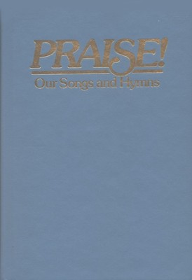 Praise! Our Songs and Hymns (NIV Dawn Blue)   -