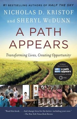 A Path Appears: Breaking Down Barriers to Opportunity - eBook  -     By: Nicholas D. Kristof, Sheryl WuDunn