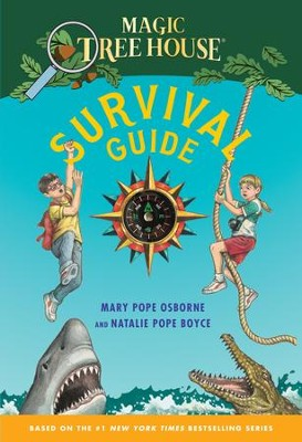 Magic Tree House Survival Guide - eBook  -     By: Mary Pope Osborne, Natalie Pope Boyce     Illustrated By: Sal Murdocca