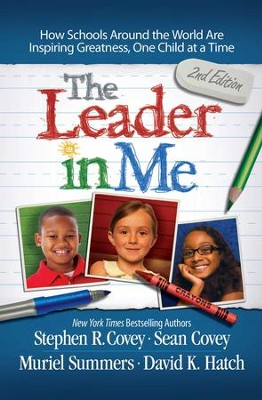 Leader in Me - eBook  -     By: Stephen R. Covey