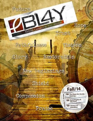 Bible Lessons for Youth Fall 2014 Leader - eBook  -     By: Mary Bernard