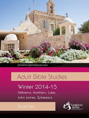 Adult Bible Studies Winter 2014-2015 Teacher - eBook  -     By: Gary Thompson, Martha Myre