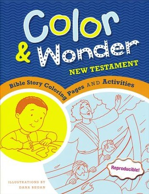 Color & Wonder, New Testament  -