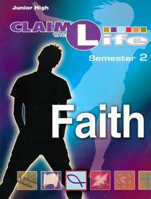 Faith: The Nature of Faith Leader's Guide w/ CD - Semester 2  -