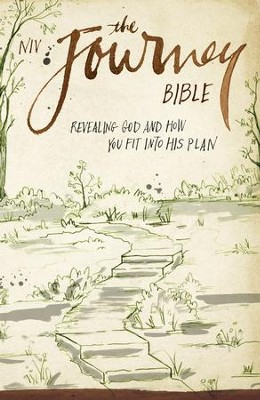 NIV The Journey Bible: Revealing God and How You Fit into His Plan / New edition - eBook  -