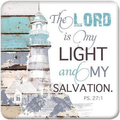 The Lord is My Light, Magnet  -