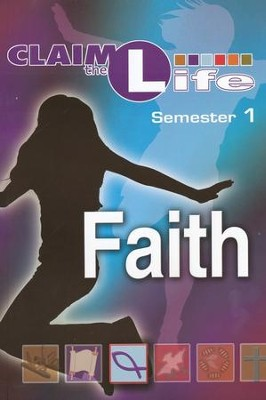 Faith: The Nature of Faith Student Bookzine - Semester 1 - Slightly Imperfect  -