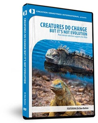 Creatures Do Change But It's not Evolution  -     By: Dr. Don Batten
