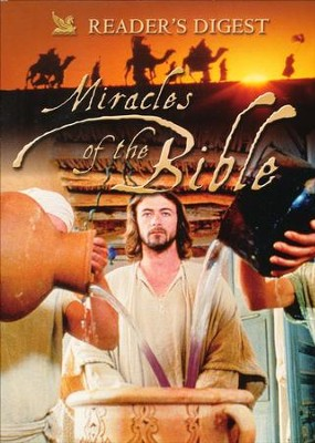Reader's Digest, Miracles of the Bible, 6-DVD Set    -