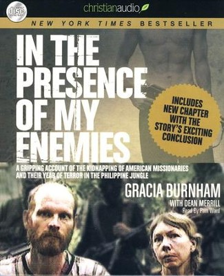 In the Presence of My Enemies Unabridged Audiobook on CD  -     By: Gracia Burnham