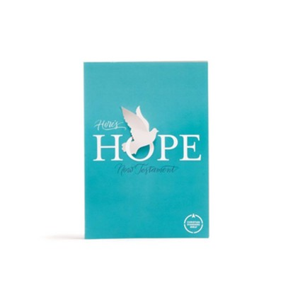 CSB Here's Hope New Testament  -