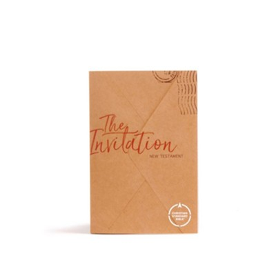 CSB Invitation New Testament, Softcover  -