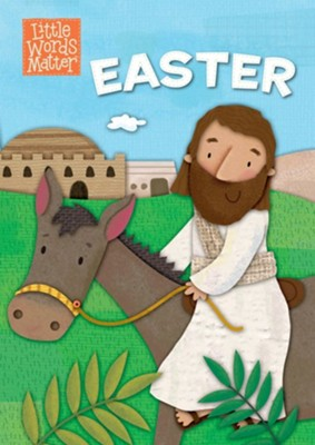 Easter Board Book - Slightly Imperfect  -