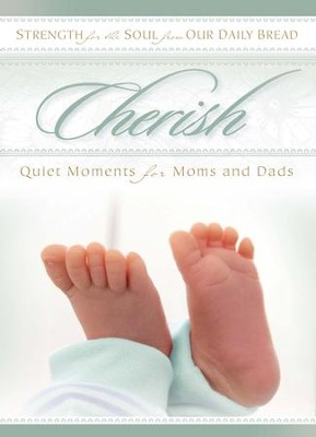 Cherish: Quiet Moments for Moms and Dads - eBook  -