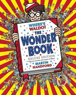 Where's Waldo? The Wonder Book  -     By: Martin Handford     Illustrated By: Martin Handford