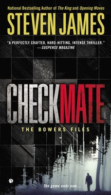 Checkmate: The Bowers Files - eBook  -     By: Steven James