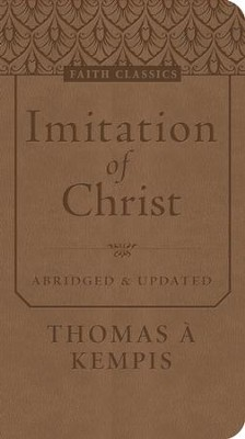 The Imitation of Christ - eBook  -     By: Thomas a Kempis
