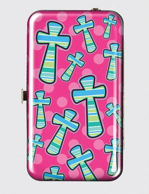Crosses Phone Wristlet  -