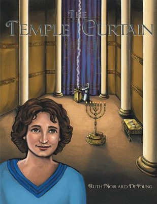The Temple Curtain - eBook  -     By: Ruth DeYoung