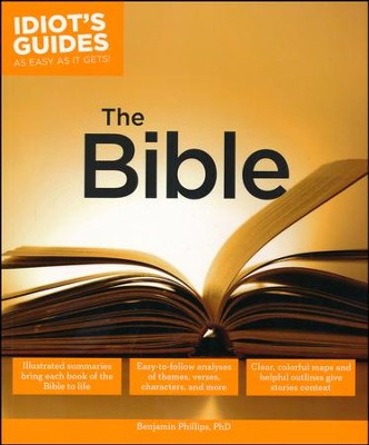 Idiot's Guides: The Bible  -