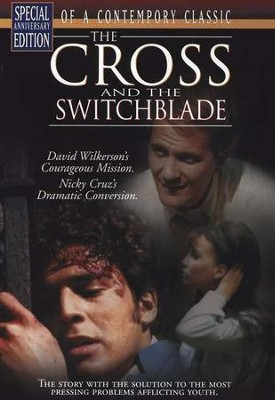 The Cross and the Switchblade, DVD   -     By: Starring Erik Estrada & Pat Boone