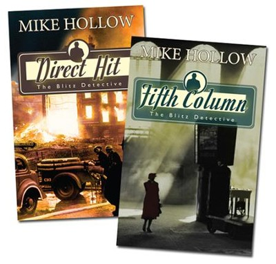 The Blitz Detective Series, Volumes 1 & 2  -     By: Mike Hollow