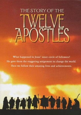 The Story of the 12 Apostles, DVD   -