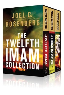 The Twelfth Imam Collection - eBook  -     By: Joel C. Rosenberg
