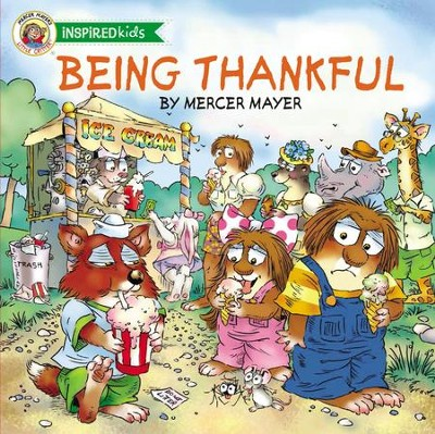 Being Thankful - eBook  -     By: Mercer Mayer