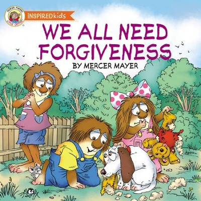 We All Need Forgiveness - eBook  -     By: Mercer Mayer