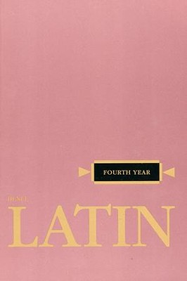 Henle Latin 4 Text   -     By: Robert Henle