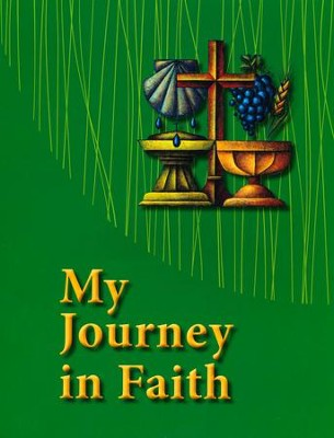 My Journey in Faith Student Book - ESV Edition  -