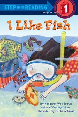 I Like Fish - eBook  -     By: Margaret Wise Brown     Illustrated By: G. Brian Karas