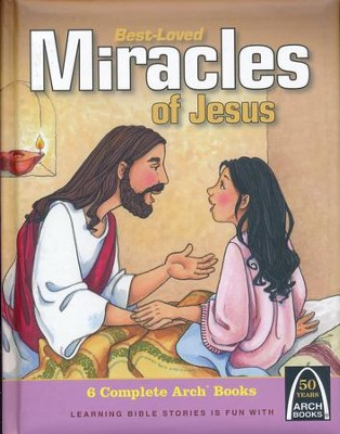 Best-Loved Miracles of Jesus  -     By: Various Authors