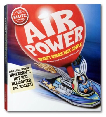 Air Power: Rocket science made simple  -     By: Pat Murphy