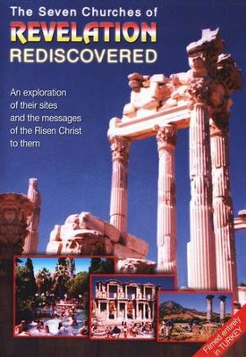 The Seven Churches of Revelation Rediscovered - DVD  -     By: David Nunn