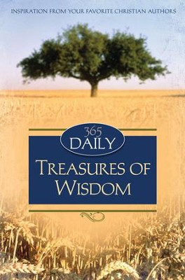 365 Daily Treasures Of Wisdom - eBook  -     By: Ken Abraham