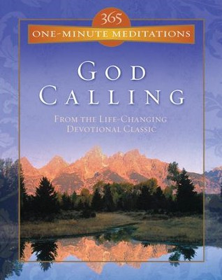 365 One-Minute Meditations from God Calling - eBook  -     By: A.J. Russell