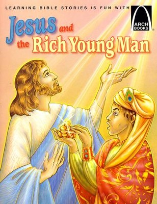 Jesus and the Rich Young Man  -     By: Sara Low