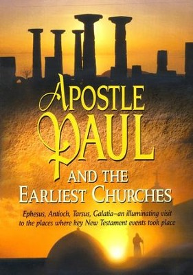 Apostle Paul and the Earliest Churches, DVD   -