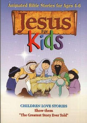 Jesus for Kids, DVD   -