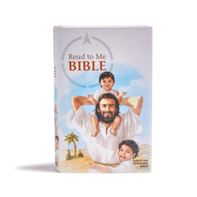 CSB Read to Me Bible  -