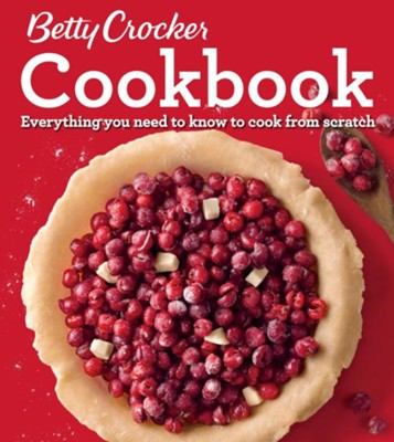 Betty Crocker Cookbook, 12th Edition:  Everything You Cookbook (Comb-Bound)  -