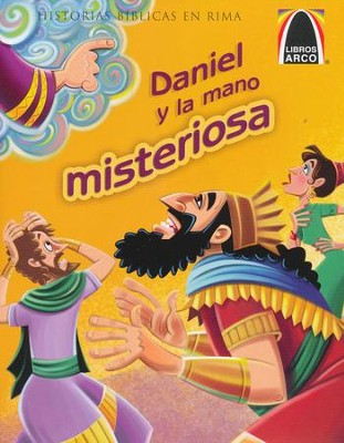 Daniel y la Mano Misteriosa  (The Mystery of the Moving Hand)  -     Translated By: Mercedes Cecilia Fau Fernandez     By: Larry Burgdorf     Illustrated By: Ed Koehler