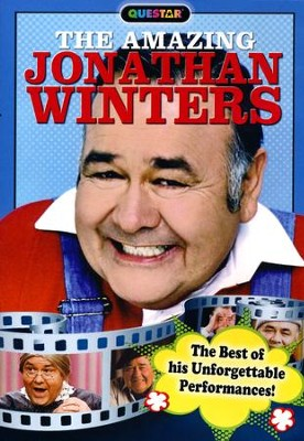 The Amazing Jonathan Winters: The Best of Unforgettable    Performances, DVD  -