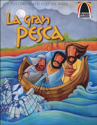La Gran Pesca (The Great Catch of Fish)   -     Translated By: Mercedes Cecilia Fau Fernandez     By: Lisa Konzen     Illustrated By: Ronnie Rooney