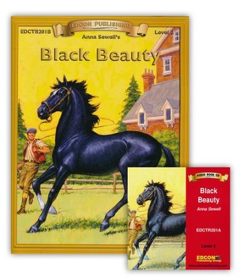 Black Beauty Read-Along Book and CD  -